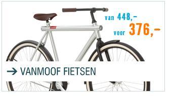 VanMoof fiets goedkoop
